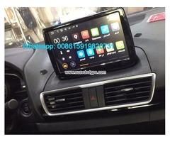 Mazda 3 Axela auto radio Android Car GPS audio WIFI camera