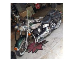 1995 Harley Davidson FLSTN