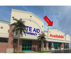 Rite Aid Strip Ctr-10,000 Sf Retail Space Available-Myrtle Beach