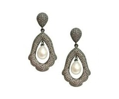 Shop top quality sterling silver earrings wholesale at P&k Jewelry