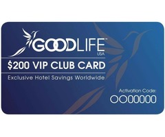 FREE $200 Gift Card for a Hotel Stay!