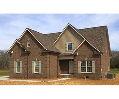 5br 2.5ba Brand New Home in a County Setting