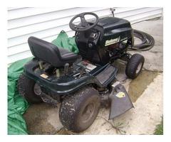 Bolens lawn tractor