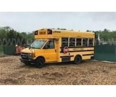 2002 Chevrolet Express G3500 Bus