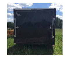 New Lark Enclosed Trailer 8.5x18' 5 years warranty