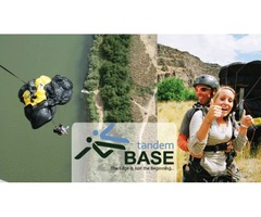 Go BASE Jumping