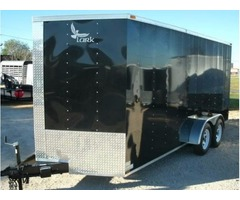 New 7' x 16' Cargo Trailer - Rio Grande Valley
