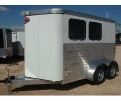 New Sundowner 2 Horse Trailer - Rio Grande Valley