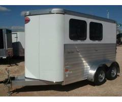 New Sundowner 2 Horse Trailer - Rio Grande Valley
