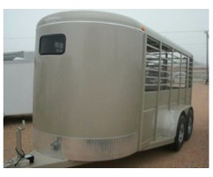 New 16' Livestock Trailer - Rio Grande Valley