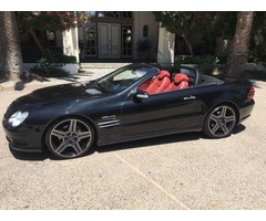 2003 Mercedes-Benz SL-Class SL 500 AMG PACKAGE