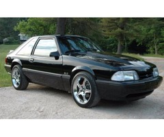 Ford: Mustang LX Hatchback 2-Door