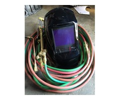 Mobile welding repair/fabrication
