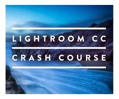 Adobe Lightroom CC Crash Course By Matt Kloskowski | free-classifieds-usa.com
