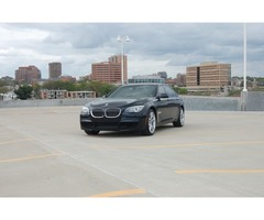 2011 BMW 7-Series 750Li M-Sport