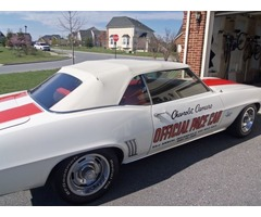1969 Chevrolet Camaro Z-11 Pace Car Convertible