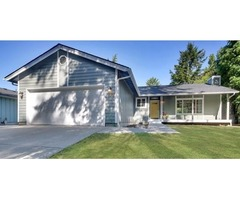 Walking Distance To The Lake! Absolutely Darling 3 Bedroom Rambler