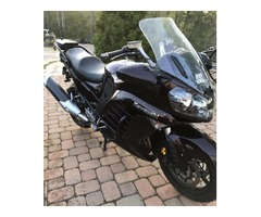 2012 Kawasaki 1400 Concours Motorcycle for sale