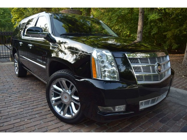2012 Cadillac Escalade Awd Esv Platinum Edition Long Wheel Base