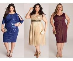 Shop Plus Size Special Occasion Dresses