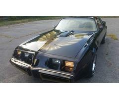 1979 Pontiac Trans Am WS6,W72 BANDIT CLONE