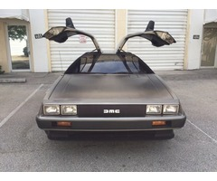 1981 DMC DeLorean