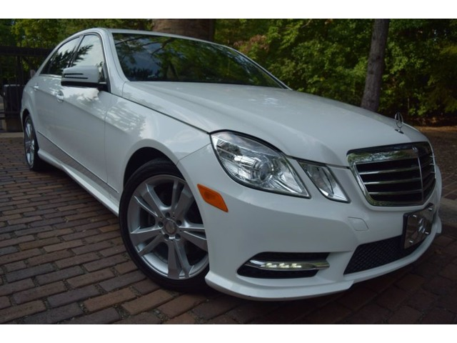 2013Mercedes-BenzE-ClassE350AMGPACKAGE