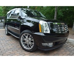 2008 Cadillac Escalade AWD LUXURY-EDITION