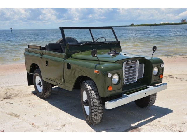 1973 Land Rover Defender | free-classifieds-usa.com