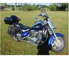 2001 Suzuki Intruder motorcycle