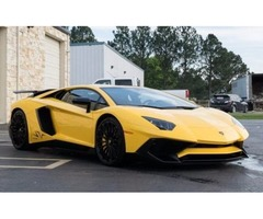 2017 Lamborghini Aventador LP750-4 SuperVeloce Coupe For Sale