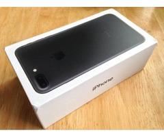Apple iPhone 7 / 7 Plus  And Samsung galaxy S8 Unlocked