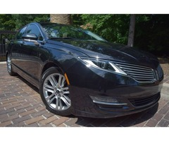 2013 Lincoln MKZ Zephyr ECOBOOST