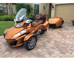 2014 Can-Am SPYDER RT SE6 Limited edition