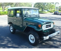 1978 Toyota Land Cruiser BJ40