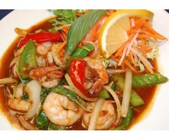 It is easy to enjoy Thai Cooking, especially with the Salt-Free blend