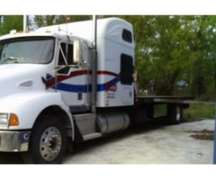 2000 Kenworth T300 Slide-Back
