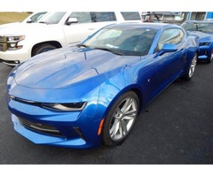 New 2017 Chevrolet Camaro