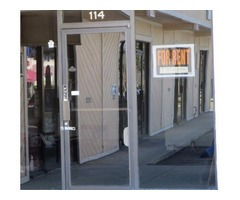 Lease Office Space - 114 N. Riverside Ave