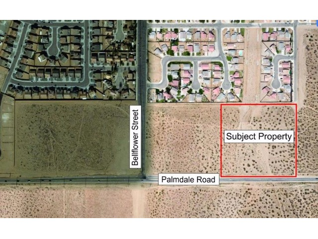 10 Acres in Adelanto Zoned Commercial | free-classifieds-usa.com