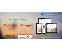 Responsive Website Design & Development Company