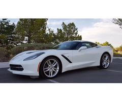 2014 Chevrolet Corvette STINGRAY 2LT Z51 REMOVABLE TOP