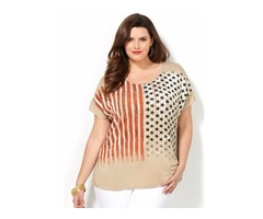 Discounted Women Plus Size Clothes on Sale