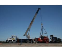 Hydraulic Truck Crane Rental