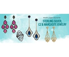 Buy Sterling Silver Wholesale Jewelry at P&K Jewelry