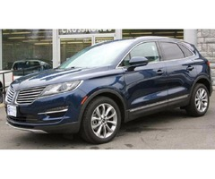 2015 Blue Lincoln MKC SUV I4! ONLY 17,300 Miles