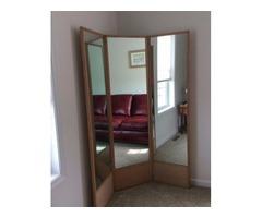 3 Way Full Length Mirror