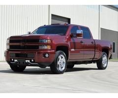 2015 Chevrolet Silverado 2500 High Country 4x4