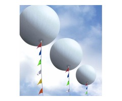 7 Foot Giant Jumbo Latex Balloons (Black or White) $19.95 plus shipping