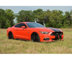 2015 Ford Mustang Roush Supercharged Street Fighter GT 780HP